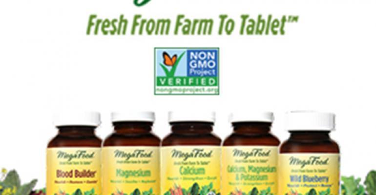MegaFood makes mega commitment to GMO verification