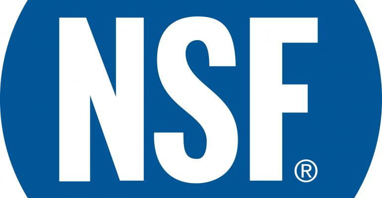 NSF appoints GMP Facility Registration manager