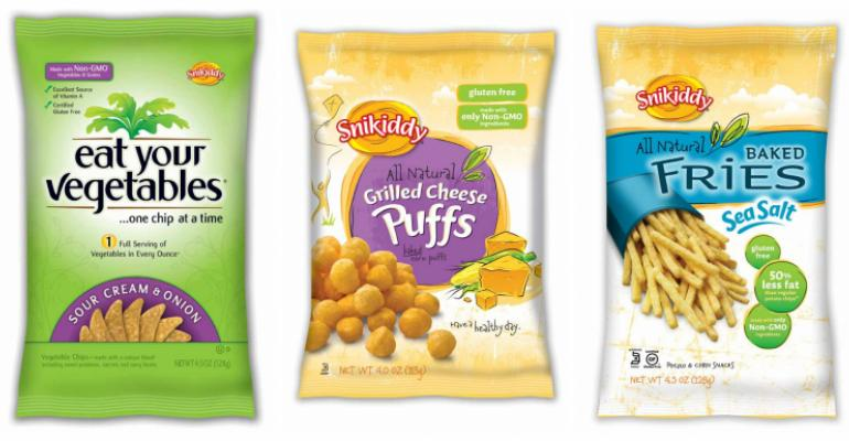 Snikiddy Eat Your Vegetables revamps ingredients