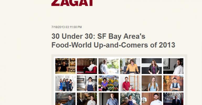 Bi-Rite Market employee lands on Zagat list