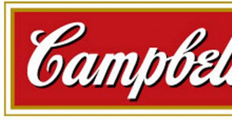Soup's on! Campbell sales jump 13%