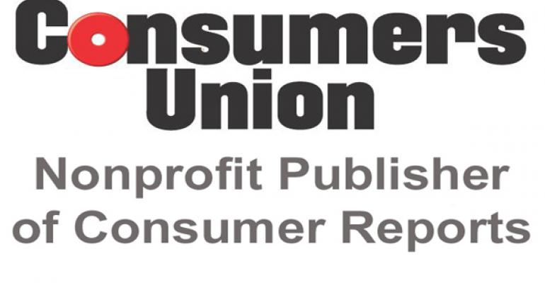 Consumers Union endorses Dietary Supplement Labeling Act