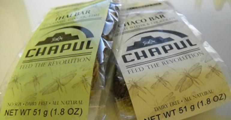 Natural retail in 30 years? Think, insect protein