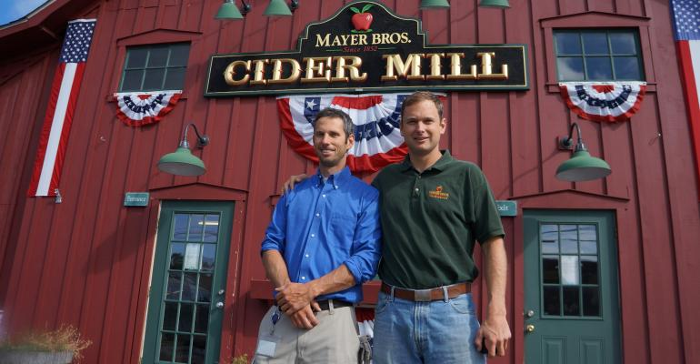 Mayer Bros. acquires apple fiber biz