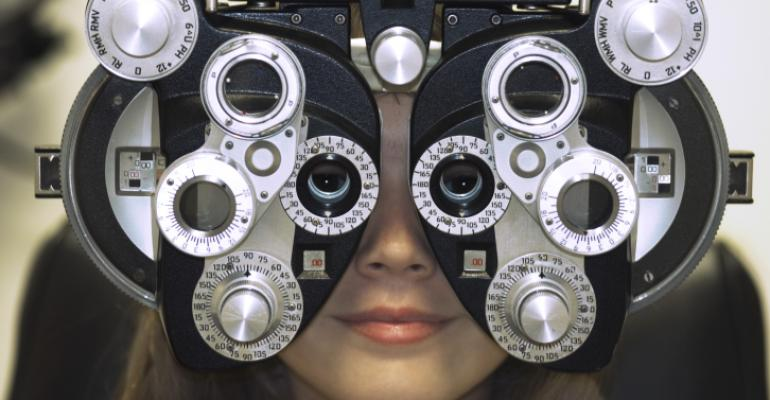 It's National Eye Exam month—I'll go if you do