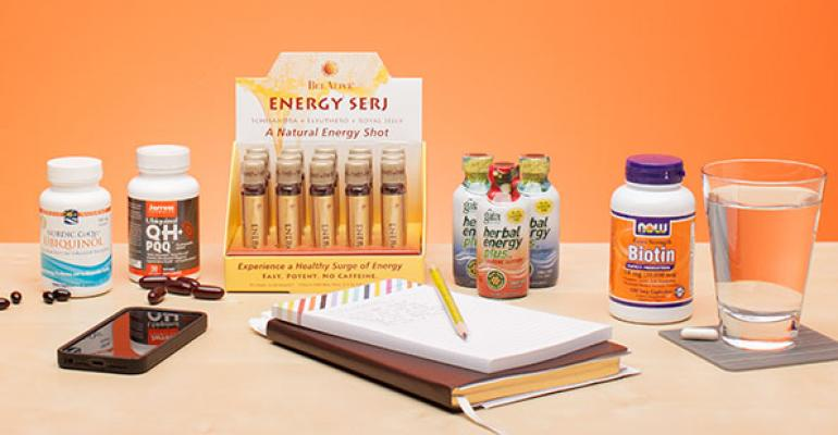 5 natural energy supplements