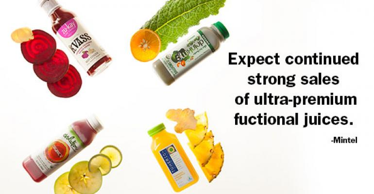 Refrigerated juices make a fresh comeback