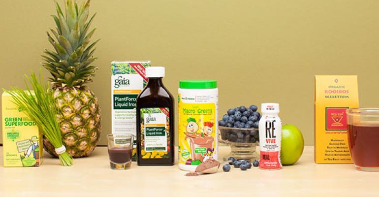 5 powerful plant-based liquid supplements