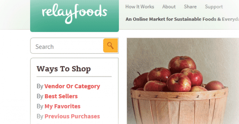 Relay Foods launches beta version of new mobile website