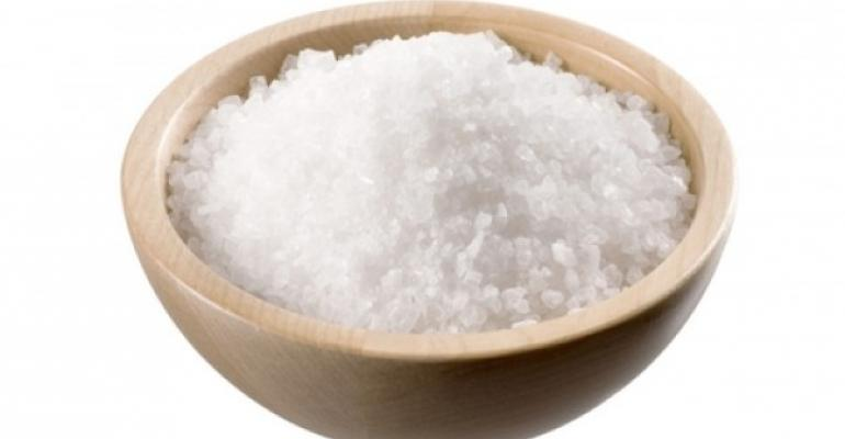 Two Seas Sea Salt slashes sodium, not flavor