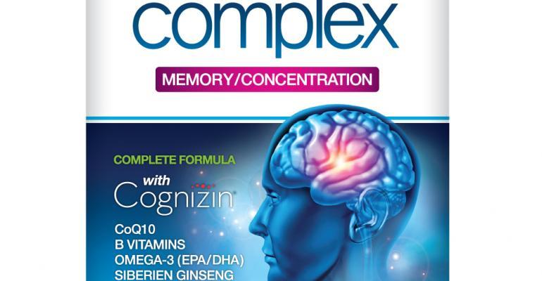 NeuroComplex supplement supports brains