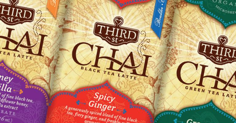 Third Street, Whole Foods launch RTD teas