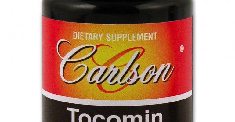 Carlson Labs expands vitamin E line