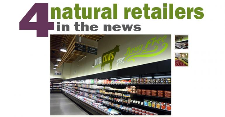 Natural retail roundup: Stores expand food service in a big way