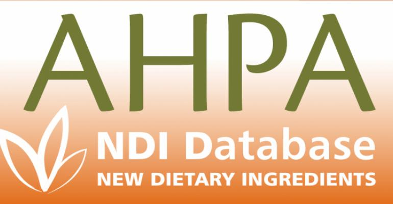 AHPA NDI Database hits 670 notifications