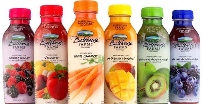 Consumers impressed with cold pressed juice