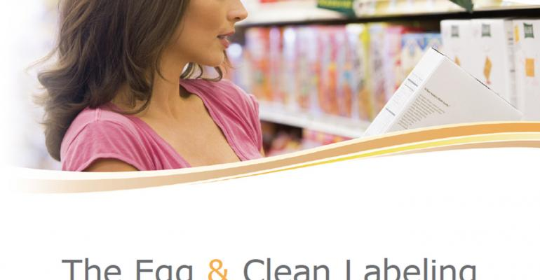 Clean labeling and the egg