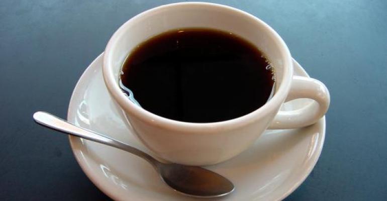 Caffeine slows brain development