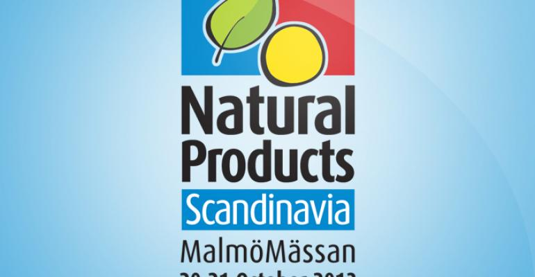 Sneak a peek at Natural Products Scandinavia