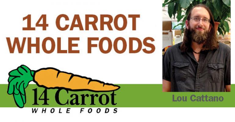 How 14 Carrot Whole Foods is erasing its carbon footprint