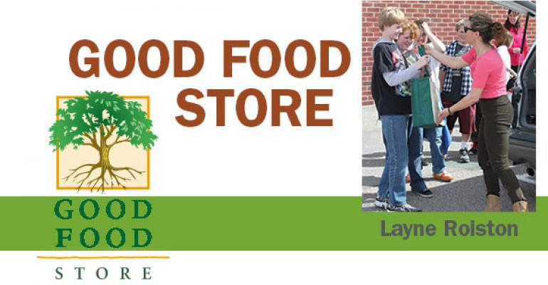 Good Food Store gives back, one student at a time