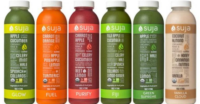 Suja Elements launches at Whole Foods nationwide