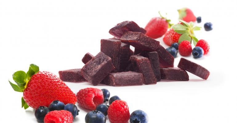 Taura low-GI fruit pieces make winning snacks