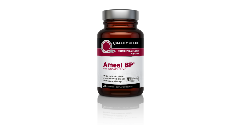 Quality of Life's Ameal BP wins award