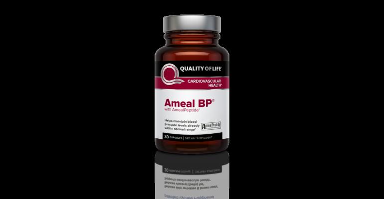 Quality of Life's Ameal BP wins award