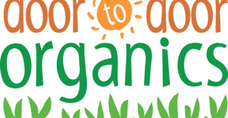 Door to Door Organics transforms online grocery