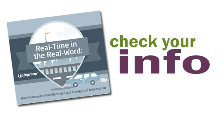 Audit your store's online information listings