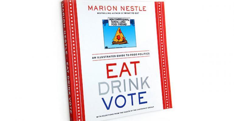 Marion Nestle: food politics on the lighter side