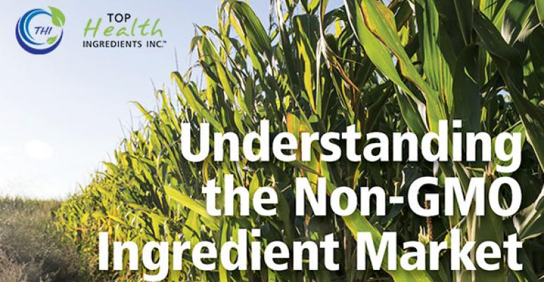 UNPUB: Understanding the non-GMO ingredient market