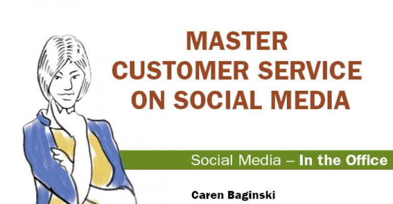 5 scripts to use for customer service on social media