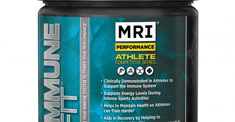 Wellmune WGP chosen for sports supplement