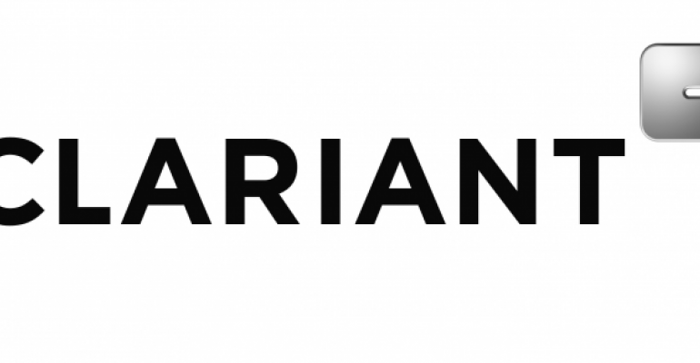 Clariant shows packaging solutions at SSW