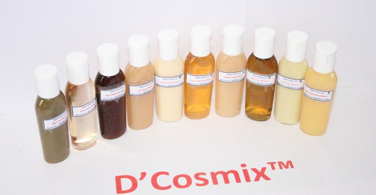 Sabinsa launches D'Cosmix dermaceutical composites