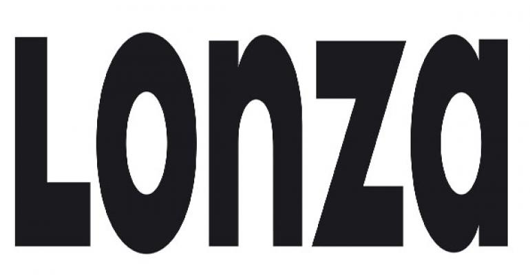 Lonza business performance stays on track