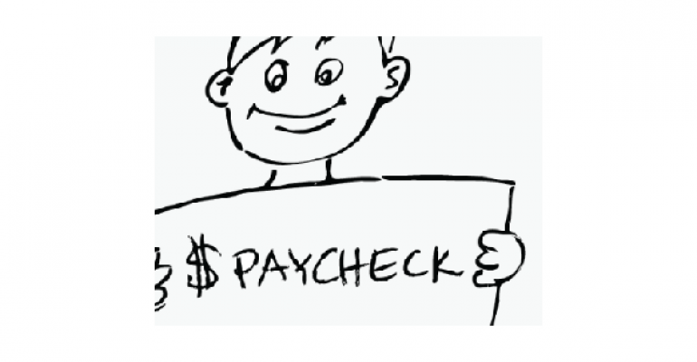 "Share employees' ""hidden paycheck"" to communicate worth"