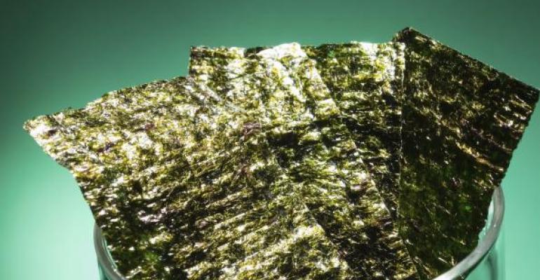 Fukushima's impact so far a wash for seaweed products