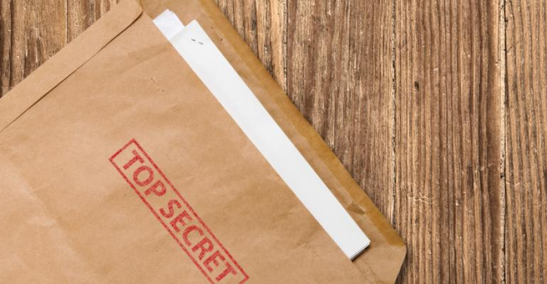 Stop worrying so much about confidentiality