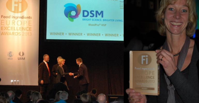 DSM wins FiE meat/savory innovation award
