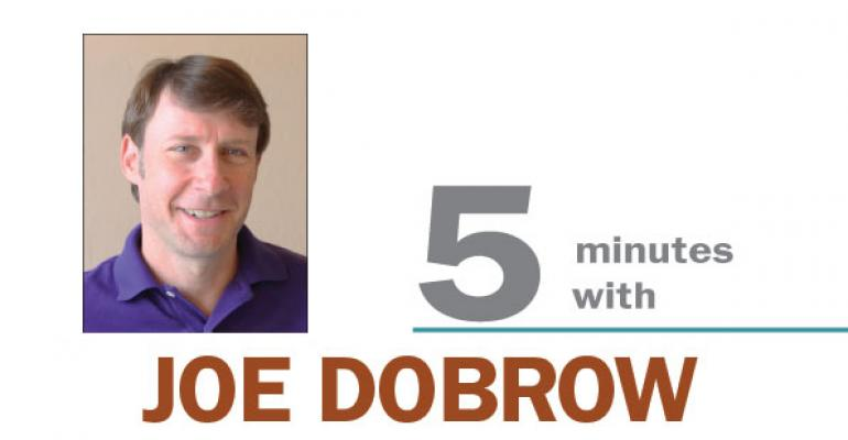 Joe Dobrow a natural retail expert