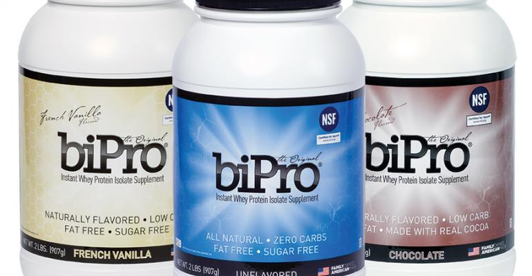 Davisco Foods expands BiPro whey line