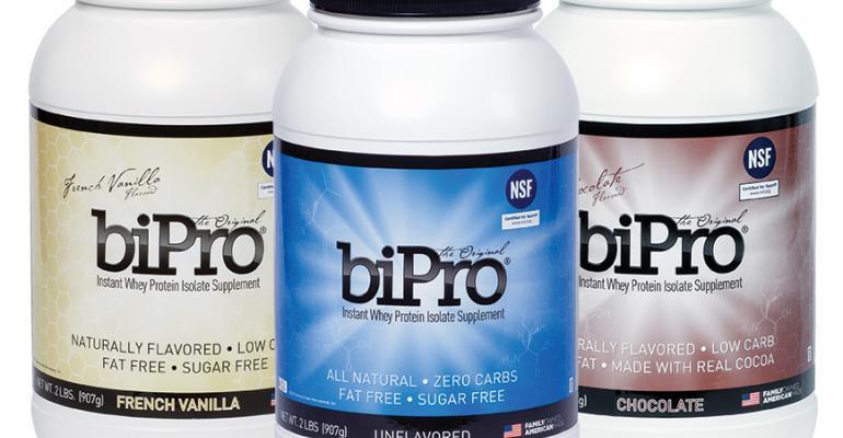 Davisco Foods expands BiPro whey line