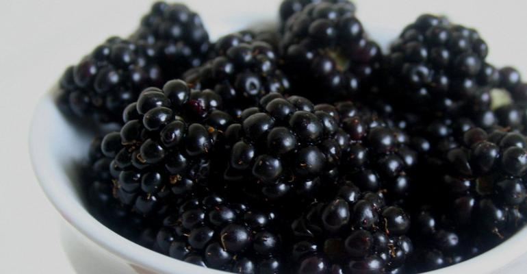 Blackberry named 2014 Flavor of the Year