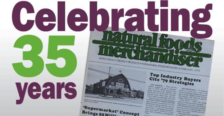 natural foods merchandiser first edition