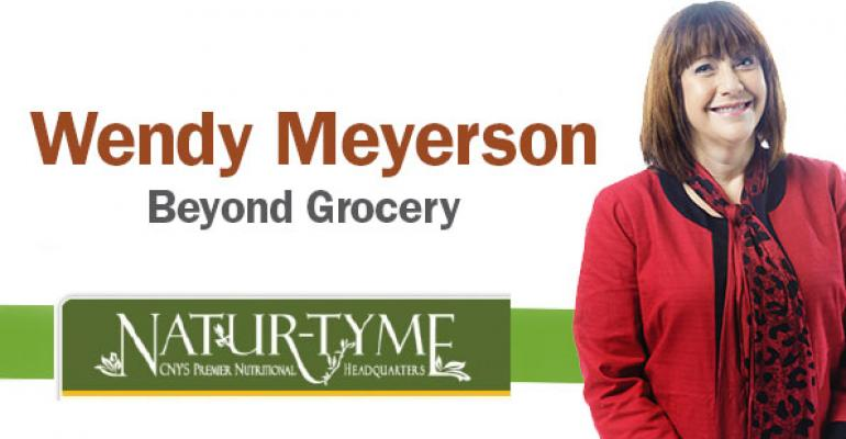 As a natural retailer Wendy Meyerson goes beyond grocery