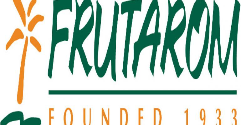 Frutarom granted environmental stewardship award