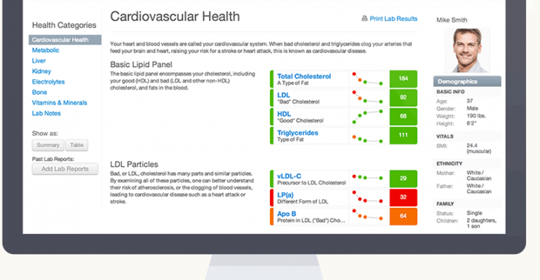 Health Elements acquires WellnessFX